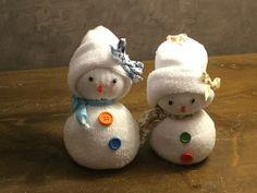 Petits bonhommes de neige...