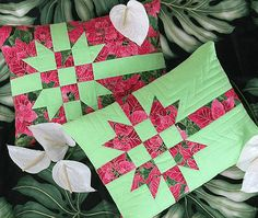 Gift Wrap Pillow Pattern