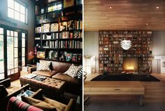 """""""A bookshelf is as particular to its owner as are his or her clothes; a personality is stamped on a library just as a shoe is shaped by the foot."""""""