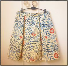 the Brodrick Design Studio: This week I have been sewing ... the box-pleat skirt from the Great British Sewing Bee book 2