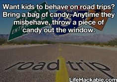 HAHAH, I don't want to litter, so I will eat the candy instead!