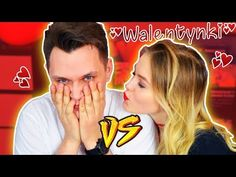 WALENTYNKOWY CHALLENGE Q&A | Vito vs Bella - YouTube