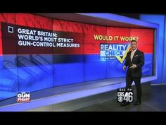 Reality Check: Did Australia And Great Britain See Lower Gun Violence After Mass Confiscation? - Ben Swann's Truth In Media