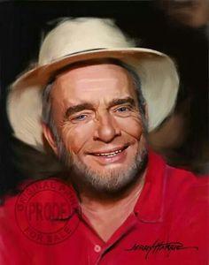 Merle Haggard ~ Jerry Harris