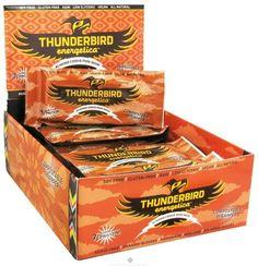Thunderbird Energetica - Gluten Free Raw Energy Bar Almond Cookie Pow Wow - 1.7 oz.
