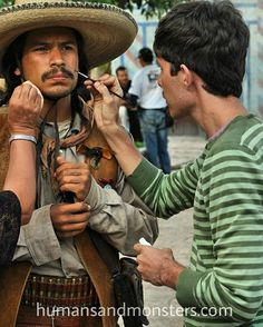 #makeupfx #LaCristiada #México #CesarPerlop #humansandmonsters #movie #film #makeup #cristeros