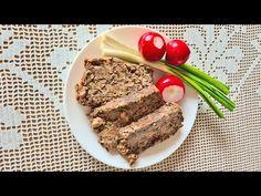 Drob de ciuperci (reteta vegana) - Paula Seling - YouTube