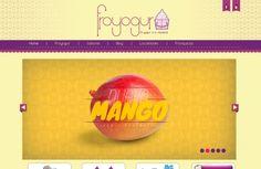 Páginas web - Froyogur