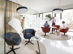 Muebles de oficina – Sedus viswing