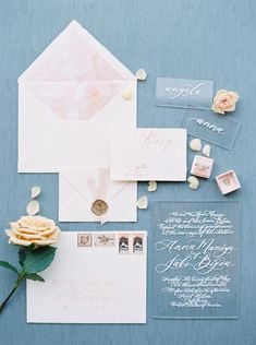 Personalised Wedding// Engagement Thank You cards inc cream envelopes B1