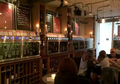 Vagabond Wines - Charlotte St - Fitzrovia - London - Wine Bar - Wine Tasting