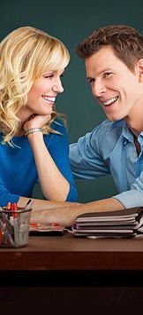 Reading, Writing & Romance - About the Movie | Hallmark Channel