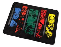 Avengers Assemble Fleece Blanket $21.99