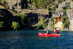 Masqueaventura,lago de bolarque,kayak,ermita de los dasamparados