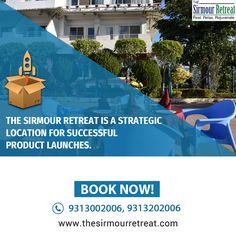 The Sirmour Retreat is one of the best #Venues in #Nahan, #HimachalPradesh for launching a new #Product, provides the best facilities. Contact Us: ☎️ 9313002006