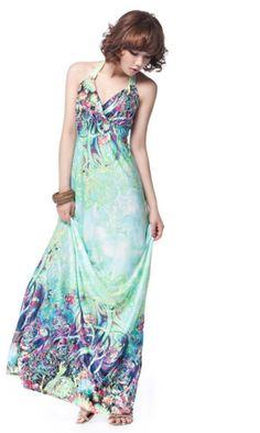 12daf5da6 ... dresses online in India · Women s Stylish Multi Color Maxi Dress2
