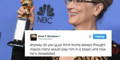 70 Glorious Tweets From Women About The 2017 Golden Globes