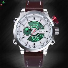 Montre Homme Impermeável Sport Digital LED Relógios Homens Relógio Marca de Luxo…