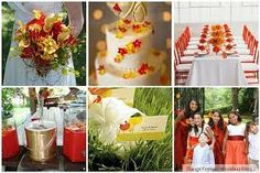 Colors for a Red Barn wedding « Weddingbee Boards