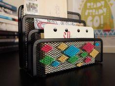 Make & Bake: Cross Stitch Letter Rack - Sam Osborne