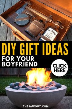 Are you bored with the standard old gift card? Homemade gifts make any occasion more special. Check out our list of 30 awesome DIY gift ideas that you can give your boyfriend on his special day after the jump. Painting Moving Decor and Organization New Homeowner Gift, Interior Decorating Tips, Diy Father's Day Gifts, Office Parties, Upcycled Crafts, Jar Gifts, Diy Projects, Project Ideas, Homemade Gifts