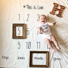New Baby Girl Boy Blankets Swaddle Wrap Creative Muslin Blanket Kids Letter Infantil DIY Photographed Props Newborn Bath Towel
