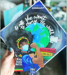 Grad Cap, We Can Do It, The Dreamers, Paintings, Artist, Prints, Inspiration, Black, Biblical Inspiration