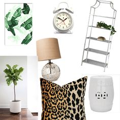 Home Accents via With Style and a Little Grace