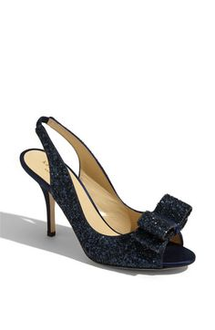 please go on sale so I can buy you for my wedding shoes...navy or silver?