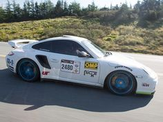 Porsche 997.2 Turbo S in Newfoundland