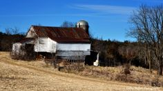 Old Barn in Augusta County, VA To view or purchase please visit http://cathy-shiflett.artistwebsites.com/