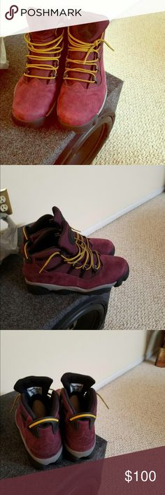 Air Jordan 6 Ring Boot Air Jordan Ring Boot, size 10.5. These are in brand new condition. Jordan Shoes Sneakers