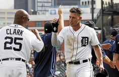 DETROIT >> Last year, JaCoby Jones missed time in the Arizona Fall League for a not-so-great reason: He was suspended partway through his AFL debut. Detroit Baseball, Detroit Sports, Tigers Baseball, Detroit Tigers, Baseball Players, Nebraska, Oklahoma, Wisconsin, Michigan