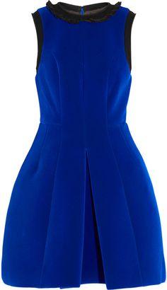Marc by Marc Jacobs Velvet Mini Dress