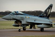 Royal Air Force Eurofighter Typhoon FGR4 ZJ925-DXI 'DIXIE' - 11 Squadron Centenary Jet - RAF Coningsby 2nd flight 2