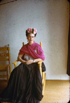 Frida Kahlo, via ModCloth Blog