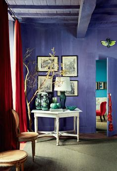 violeta sala de estar - sur estado francia