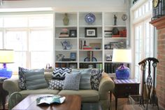 Home Decorating Ideas, Holiday Decorating Blogs, Home Tours, DIY Projects - Bright Bold and Beautiful