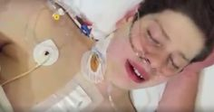 De acordo com o homem, o garoto foi diagnosticado com cardiomiopatia em fevereiro de 2015 e passou pelo transplante de alto risco em novembro de 2015.