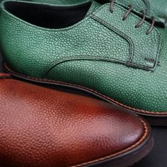 http://chicerman.com  justamenshoe:  Heres a closer look of our full grain Pebble leather Derby Shop here www.justamenshoe.com  under The Oxford Collection - #justamenshoe #handmadeshoes #shoeporn #mensshoes #mensfashion #menswear #menstyle #gq #getdapper #shoegame #shoestagram  #menshoes