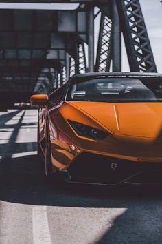 Orange is the new black #Lamborghini