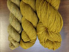 """Shibui Maai, Cima, and Pebble in """"Pollen"""" - a """"Trace"""" pullover colorway."""