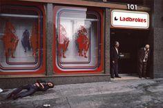 Raymond Depardon, Glasgow, 1980