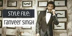 Let Ranveer Singh Jazz Up Your Wardrobe With His Uber-Cool Style