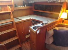 1987 Moody 422 Sail Boat For Sale - www.yachtworld.com