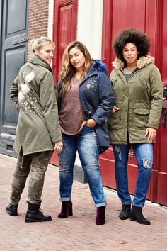 Military Jacket, Ms, Plus Size, Winter, Jackets, Fashion, Clothing, Winter Time, Down Jackets