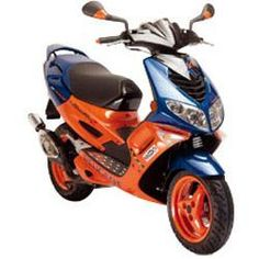 Scooter 49cc
