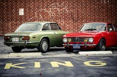 Two GTVs
