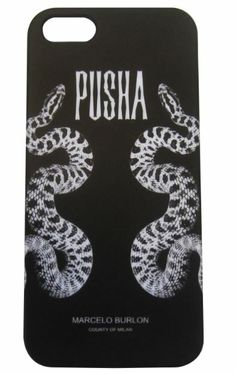 """Fashion: Pusha T x Marcelo Burlon - """"County of Pusha"""" Capsule Collection - The Swag Section"""