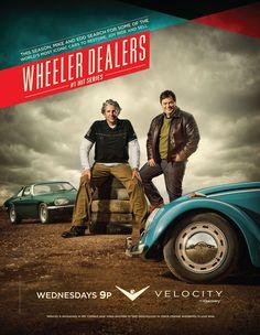 Wheeler Dealers on the V